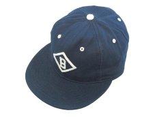 画像1: J.CREW X EBBETS FIELD FLANNELS BASEBALL CAP【BISMARCK CHURCHILLS】 (1)
