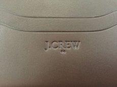 画像3: J.CREW LEATHER CARD CASE (3)
