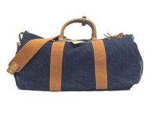 画像2: RRL DENIM DUFFEL BAG WINSTON (2)