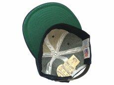 画像7: EBBETS FIELD FLANNELS X BREAKS CIGAR DENIM BASEBALL CAP (7)