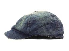 画像4: RRL DENIM NEWSBOY CAP (4)