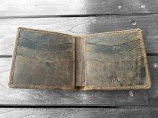 画像4: RRL INDIGO CHIMAYO RUG BI-FOLD WALLET (4)