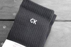 画像2: CK CALVIN KLEIN 4P RIB SOCKS (2)