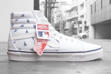 画像3: VANS SK8-HI X MLB LOS ANGELES DODGERS (3)