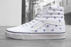 画像1: VANS SK8-HI X MLB LOS ANGELES DODGERS (1)