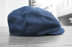 画像3: RRL DENIM NEWSBOY CAP (3)