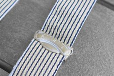 画像4: RRL NAVY STRIPE BRACES (4)