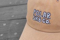 画像2: POLAR SKATE CO. SK8 CO CAP (2)