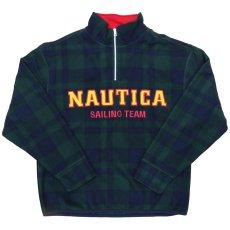 画像1: NAUTICA X LIL YACHTY QUARTER ZIP PULLOVER (1)