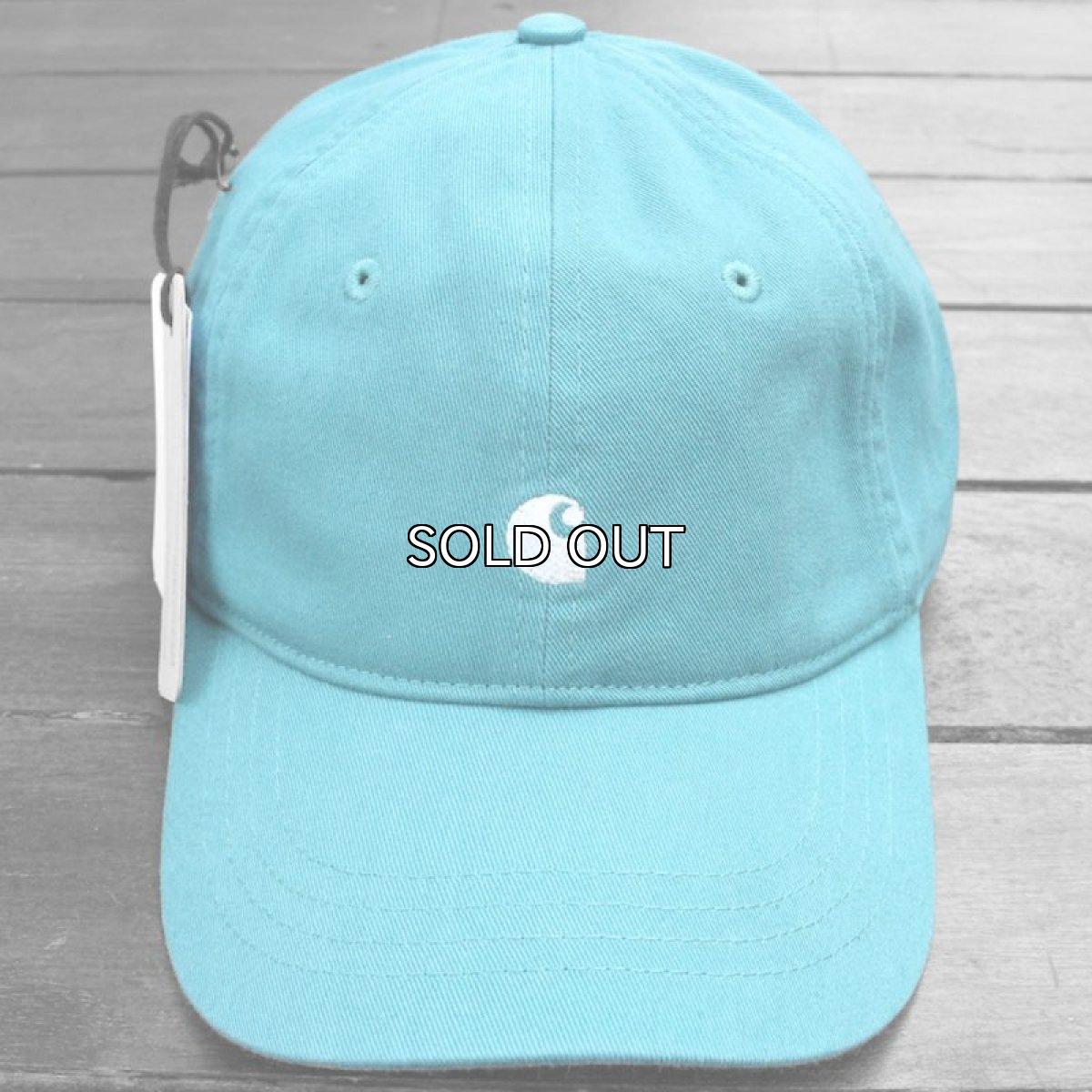 画像1: CARHARTT WIP MADISON LOGO CAP (1)