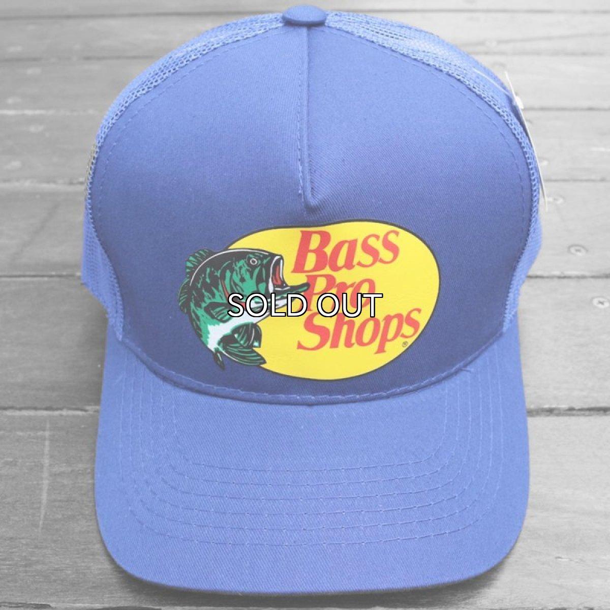 画像1: BASS PRO SHOPS MESH CAP (1)