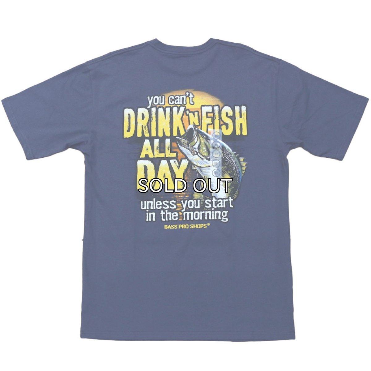 画像1: BASS PRO SHOPS DRINK 'N FISH S/S TEE (1)
