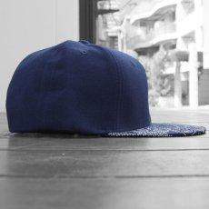 画像2: ESTEVAN ORIOL LA HAND BANDANA SNAPBACK CAP (2)