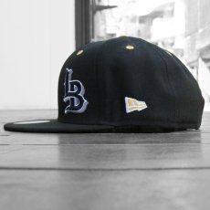 画像5: MISTER CARTOON X NEW ERA X LONG BEACH SNAPBACK CAP (5)