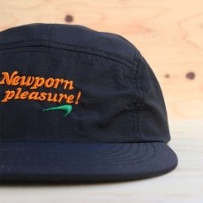 "画像1: NEWPORN PLEASURE CAMP CAP ""MADE IN USA"" (1)"