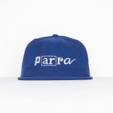 画像1: BY PARRA 5 PANEL HAT SCRIPT BOX LOGO (1)