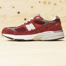"画像1: NEW BALANCE MR993BU ""MADE IN USA"" (1)"