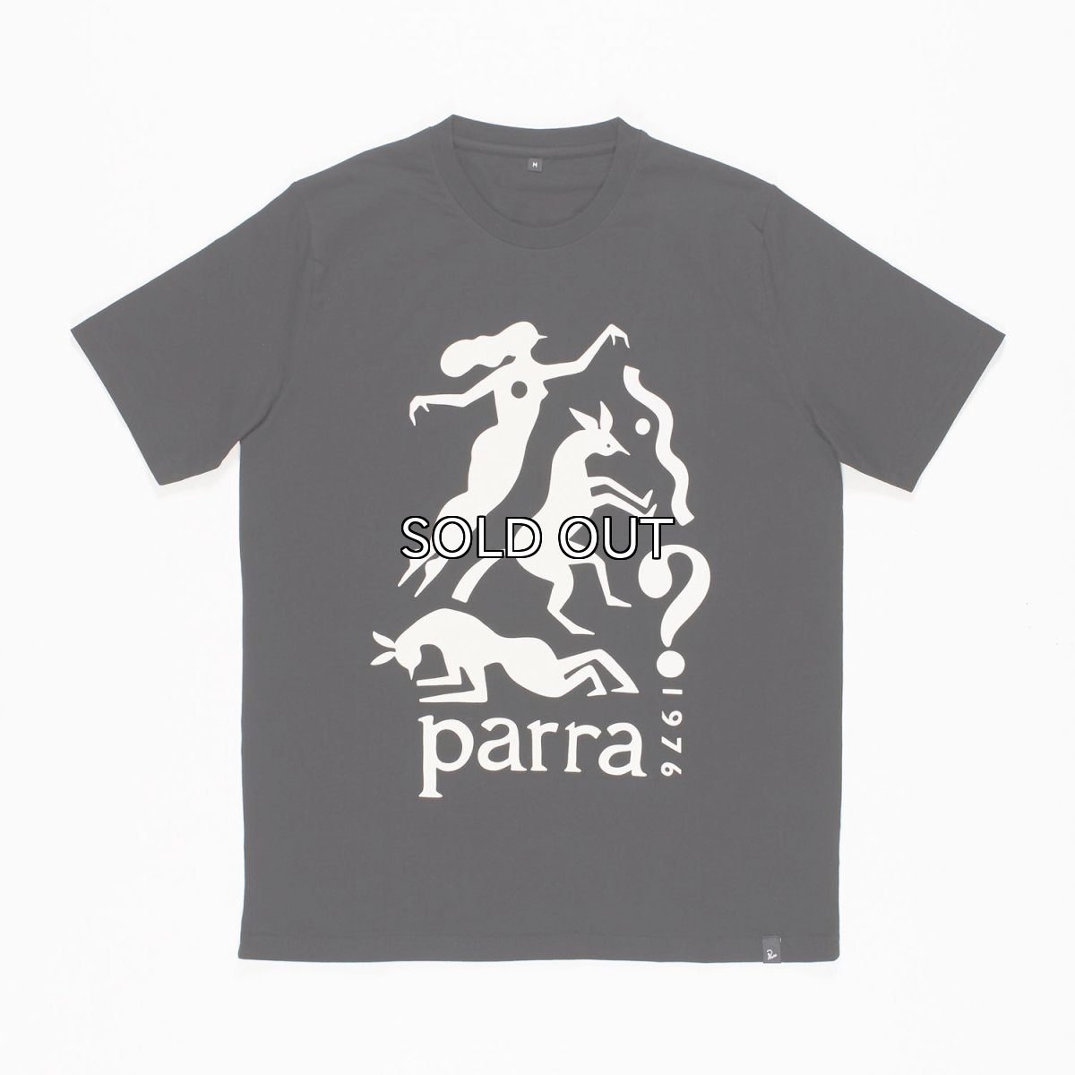 画像1: BY PARRA T-SHIRT WORKOUT WOMAN HORSE (1)