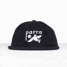 画像1: BY PARRA BIRD DODGING BALL 6 PANEL HAT (1)