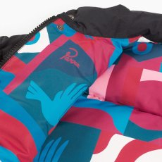 画像4: BY PARRA PUFFER JACKET GRAB THE FLAG PATTERN (4)