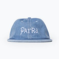 画像1: BY PARRA SCRIPT MIX LOGO 6 PANEL HAT (1)