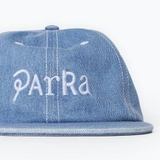 画像2: BY PARRA SCRIPT MIX LOGO 6 PANEL HAT (2)