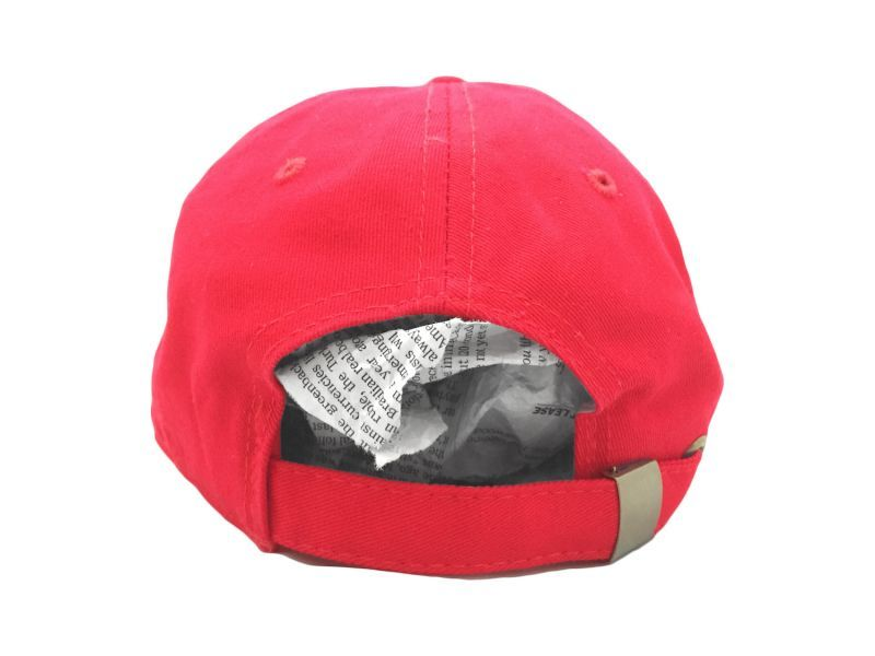 1d057c15dfe CANAL NEW YORK ADULT HEADWEAR CAP RED WHITE