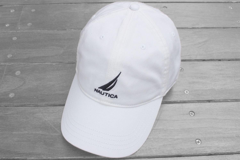 1980b84a NAUTICA LOGO BASEBALL CAP | BREAKS GENERAL STORE