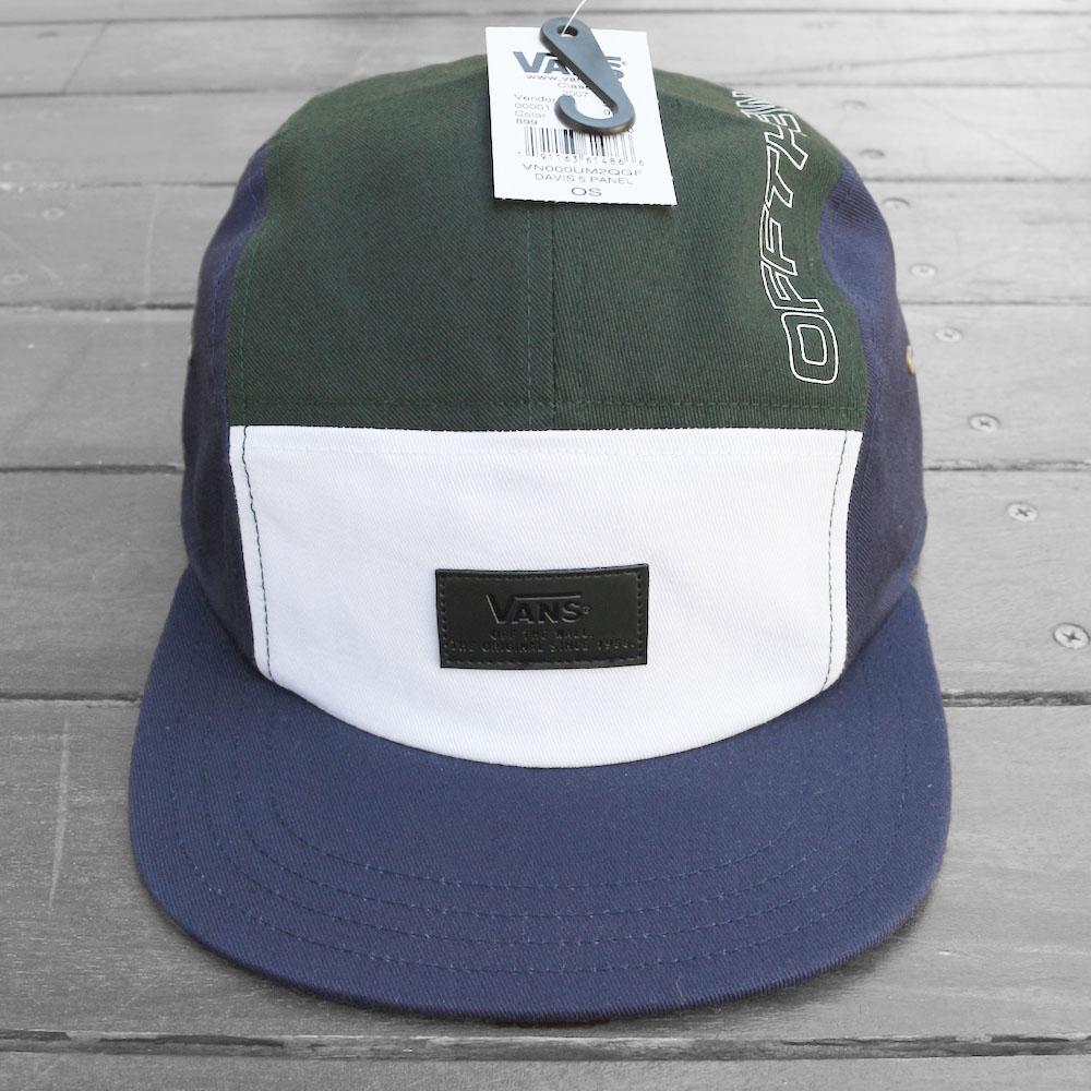 画像1: VANS DAVIS 5 PANEL CAP (1)