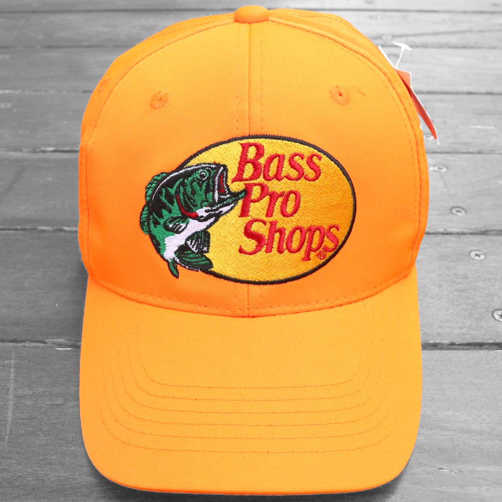 Bass Pro Shops Twill Caps Navy