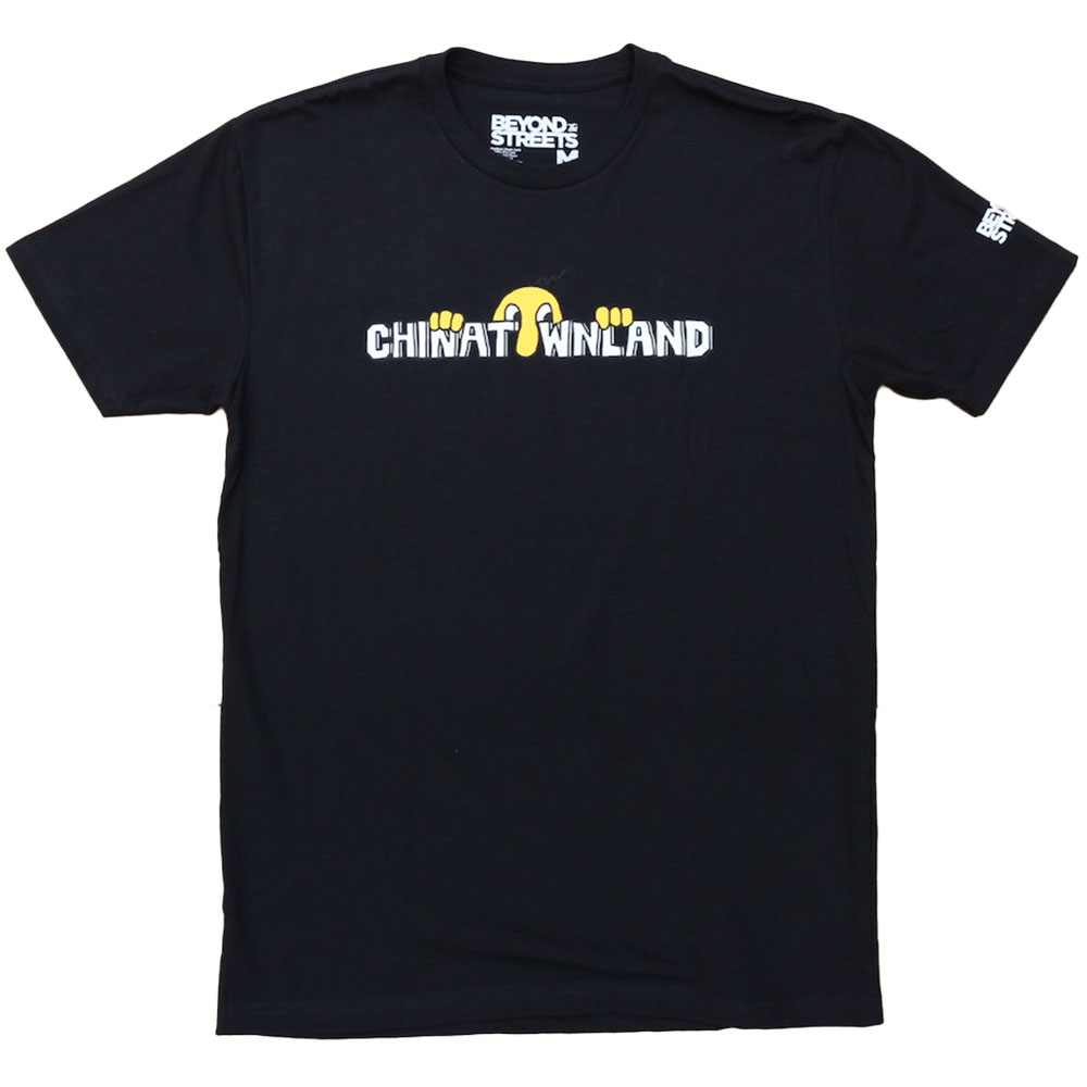 画像1: BEYOND THE STREETS CHINATOWNLAND TEE (1)