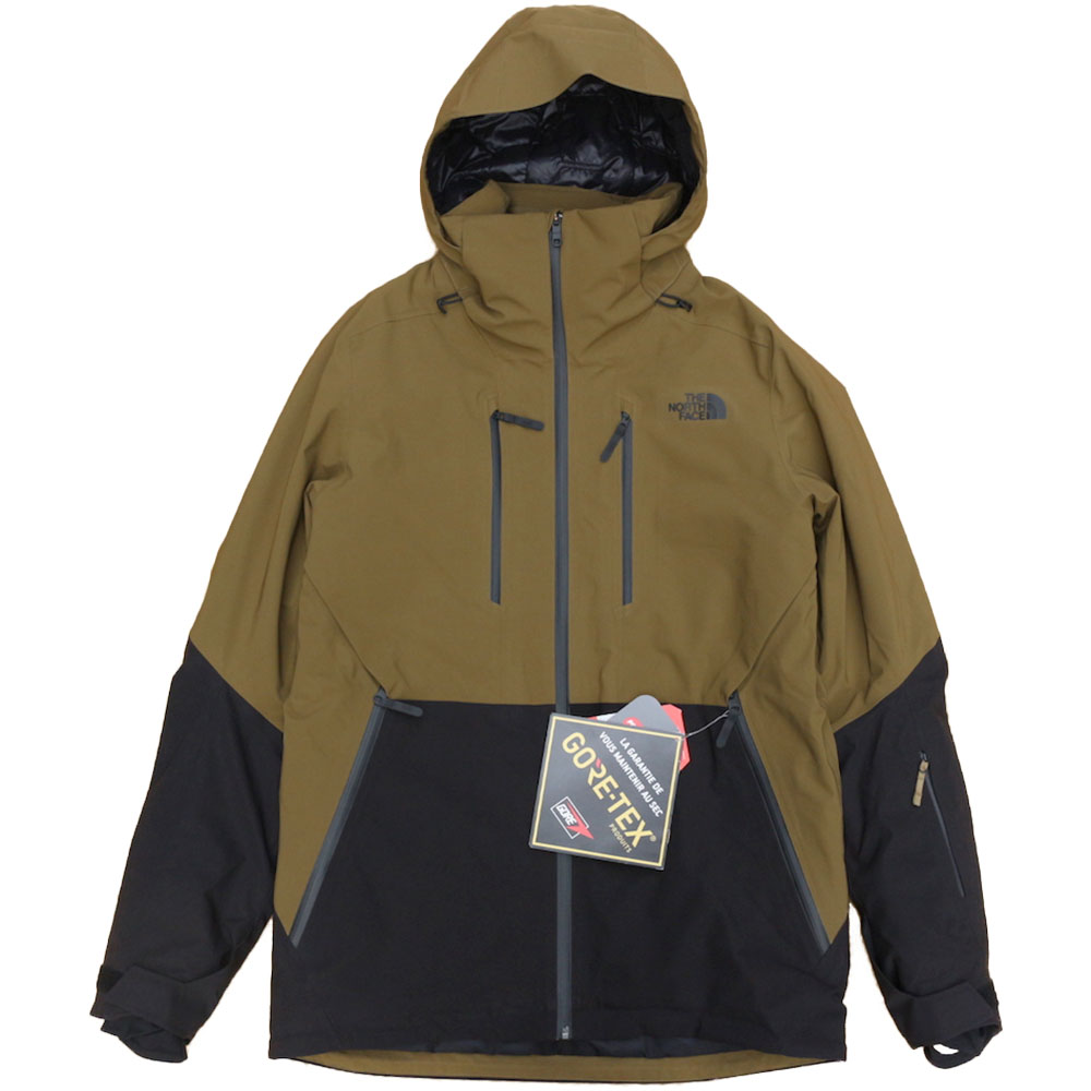 fafe1fd9ee2c THE NORTH FACE ANONYM JACKET  MILITARY GREEN TNF BLACK