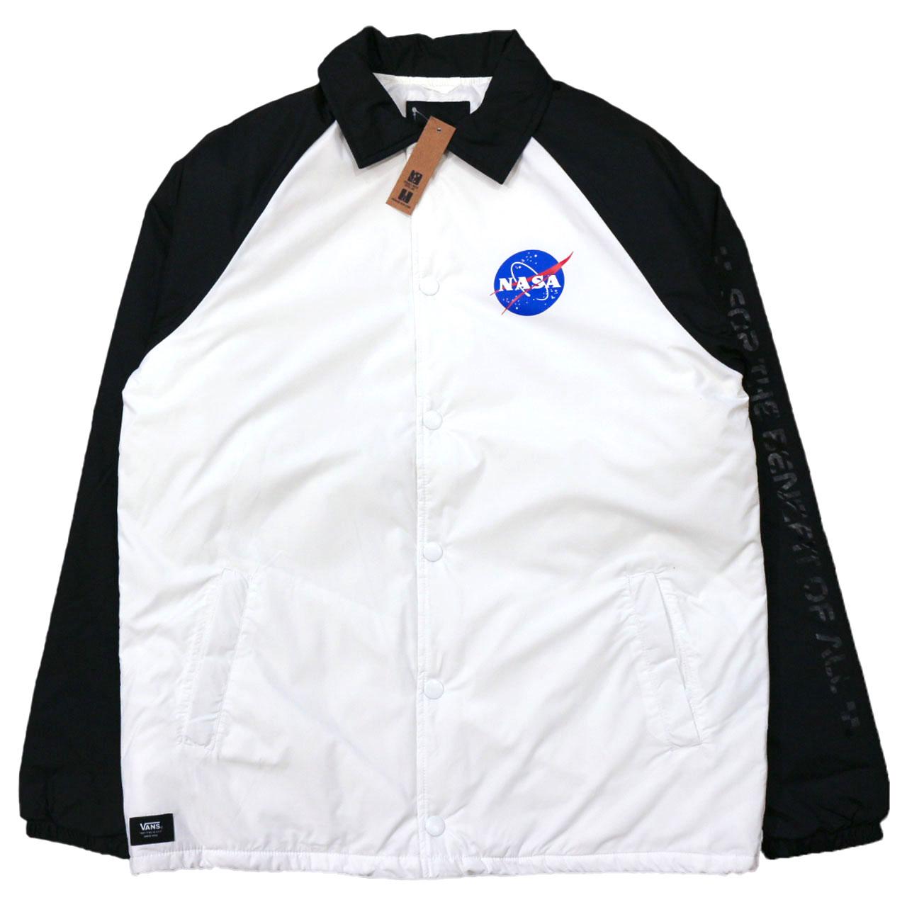 画像1: VANS X NASA TORREY PADDED MTE COACH JACKET (1)