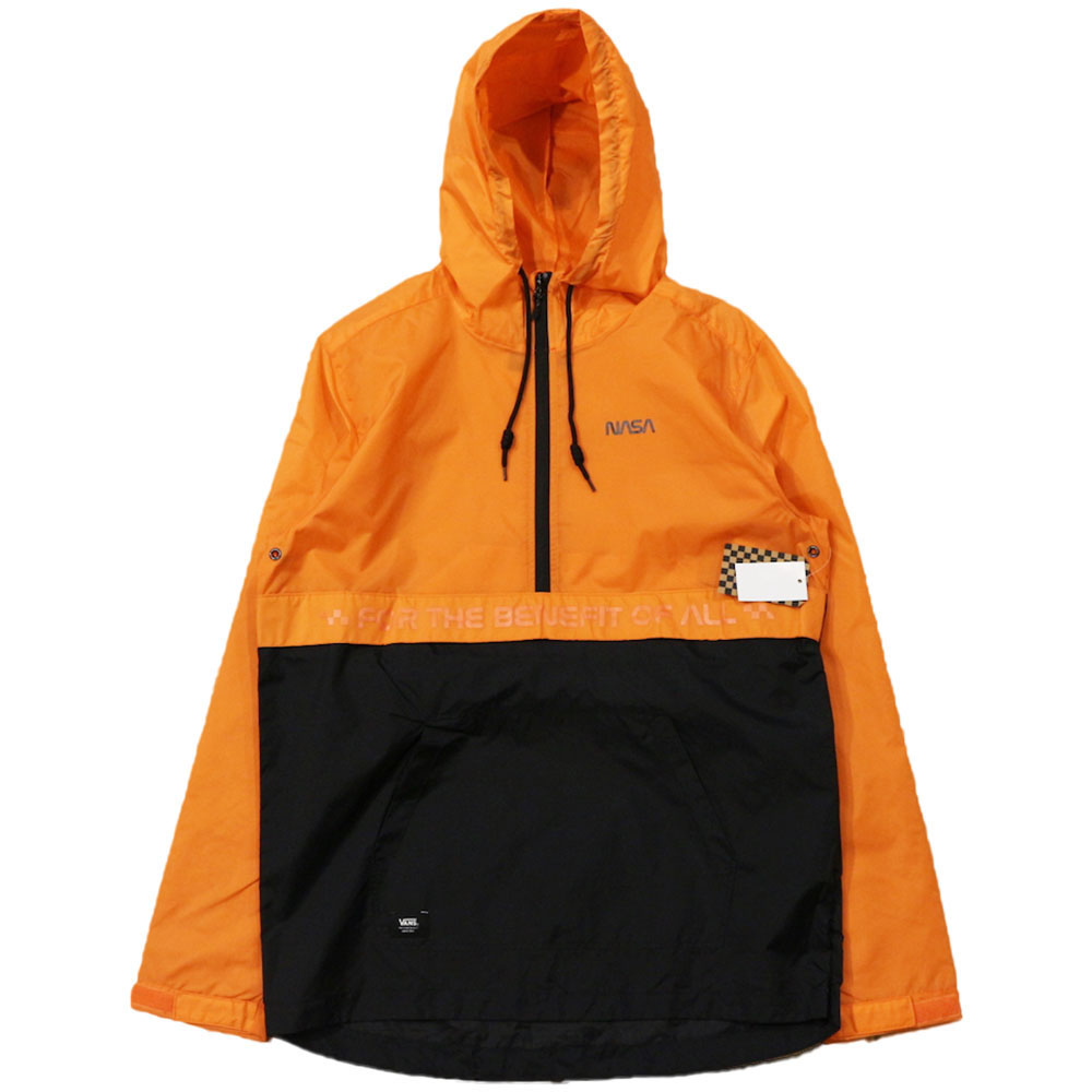 画像1: VANS X NASA ANORAK JACKET (1)