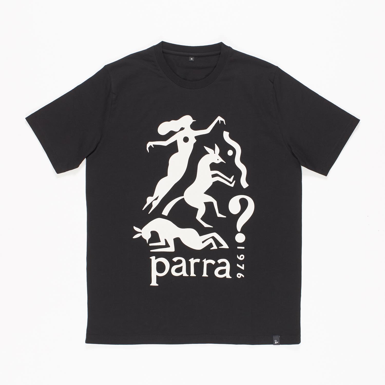 画像1: BY PARRA T-SHIRT WORKOUT WOMAN HORSE (1)
