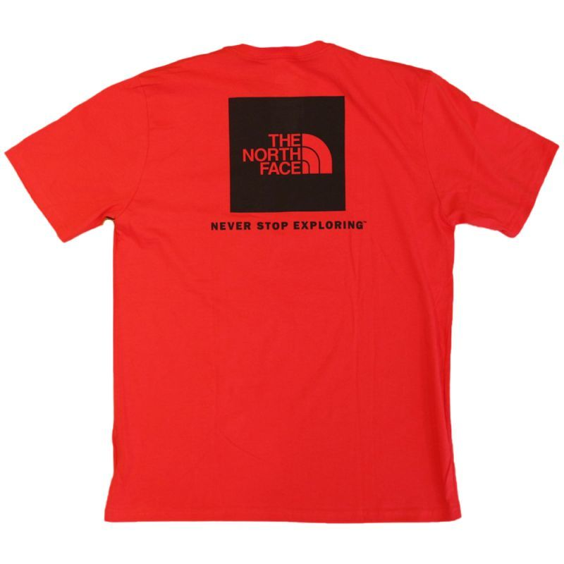 画像1: THE NORTH FACE RED BOX S/S TEE (1)
