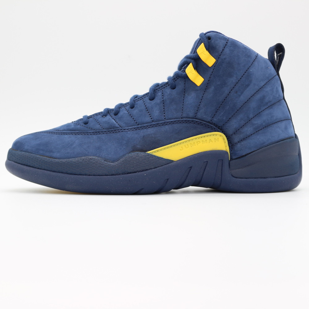 画像1: NIKE AIR JORDAN 12 RTR MICHIGAN NRG (1)