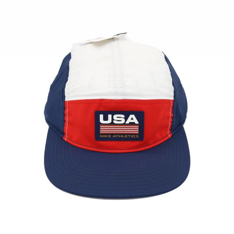 画像1: NIKE U NRG AW84 USA CAP (1)
