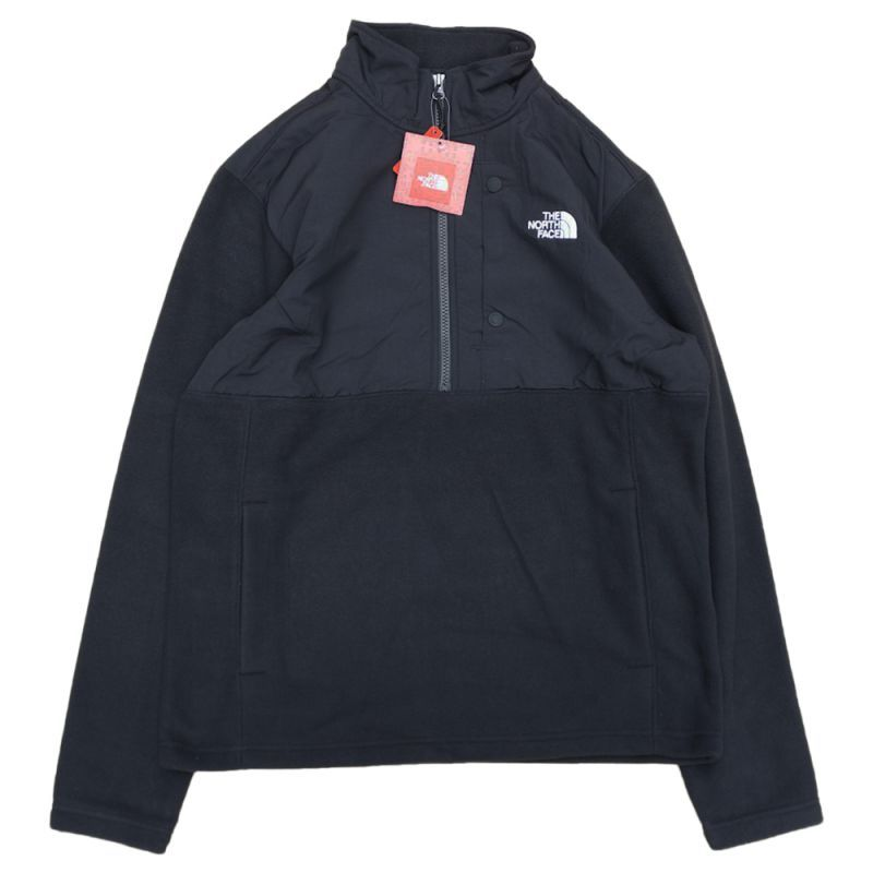 画像1: THE NORTH FACE 200WT TUNDRA PULLOVER FLEECE JACKET (1)