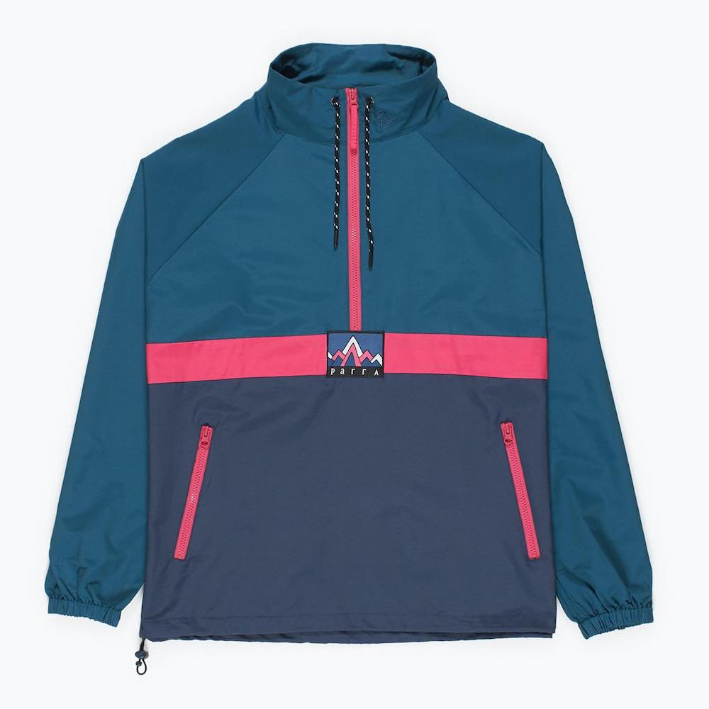 画像1: BY PARRA NO MOUNTAINS WINDBREAKER (1)