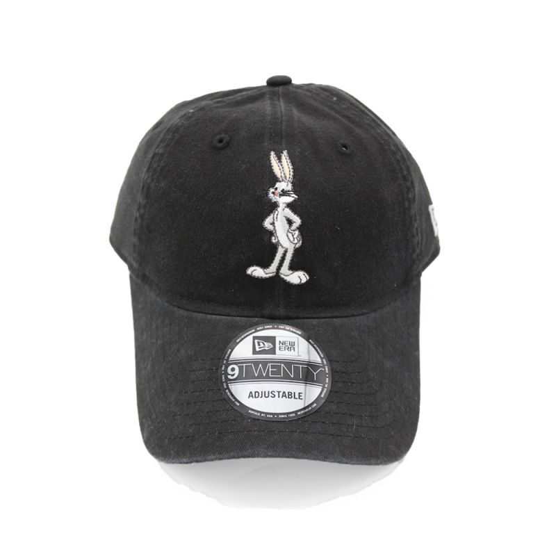 "画像1: NEW ERA X LOONEY TUNES ""BUGS BUNNY"" 9 TWENTY CAP (1)"